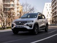 Dacia Spring正式发布 雷诺e诺姊妹版