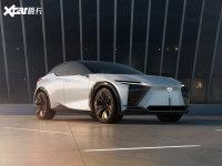 雷克萨斯LF-Z概念车首发 亮相上海车展