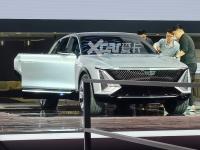 2021上海车展探馆:凯迪拉克LYRIQ曝光