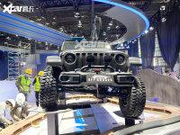 上海车展探馆:牧马人4xe Off-Roader