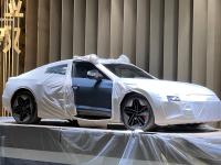 2021上海车展探馆:奥迪RS e-tron GT