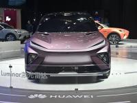 2021上海车展探馆:上汽R汽车ES33实拍
