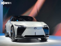 上海车展:雷克萨斯LF-Z概念车正式发布