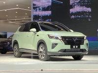 上海车展:五菱首款银标SUV-星辰亮相
