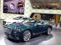 上海车展:宾利欧陆GT Mulliner正式上市