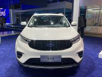 上海车展:领界S智领轻混型售14.18万元