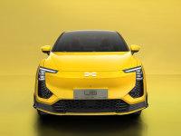 爱驰U6正式开启预售 轿跑SUV/续航650km