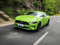 全面测试福特Mustang 迷上粗线条的美