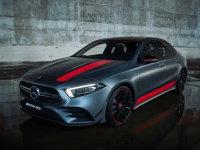 2021成都车展 AMG A 35 L 4MATIC特别版
