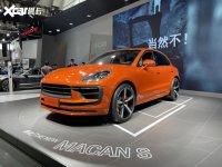 2021天津车展:保时捷Macan S正式亮相