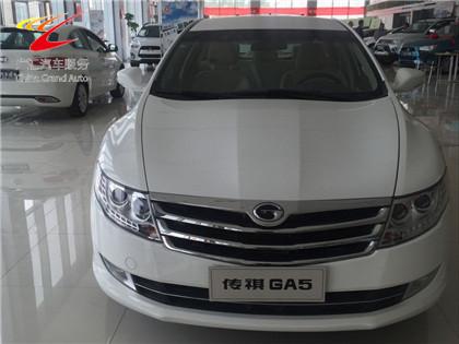2013款传祺GA51.8L 手动舒适版