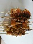 美食制作——家庭羊肉串
