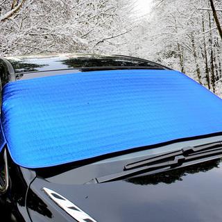 汽车遮阳雪挡