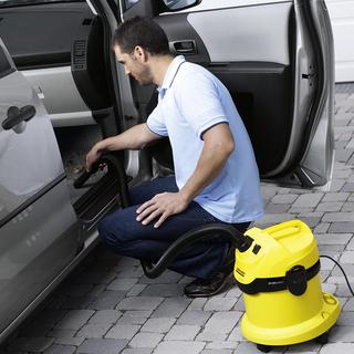 凯驰进口家车两用吸尘器