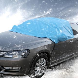 汽车前挡风挡雪档