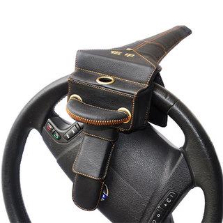 带防伪的钜甲方向盘锁锁 汽车锁
