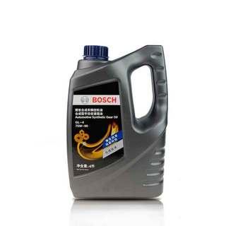 博世 汽车合成车辆齿轮油 变速箱油