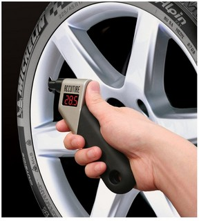 Accutire ms 标准数字轮胎气压表
