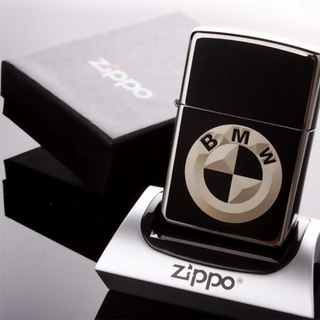 美国宝马限量版ZIPPO打火机
