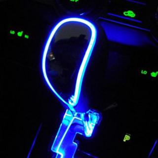 全自动感应LED发光排挡头 改装
