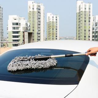 车用伸缩杆长柄洗车刷子