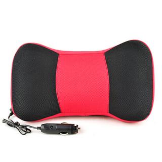 车用腰靠 震动按摩汽车头枕  按摩腰垫