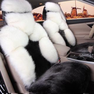 冬季毛绒座套 专车订制