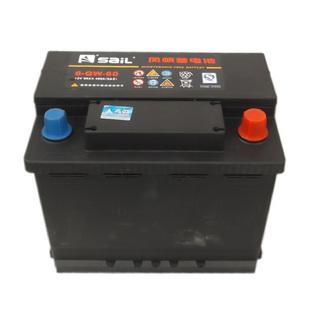 风帆蓄电池6-QW-60/12V60AH/免维护汽车电瓶