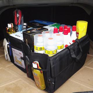 汽车后备箱收纳箱