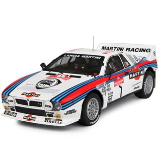 蓝旗亚Lancia 037 拉力赛车模型