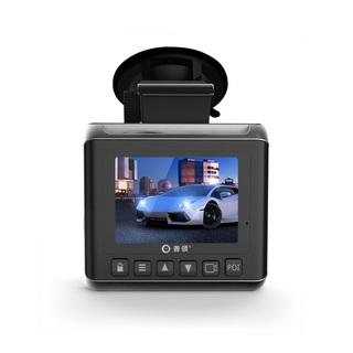 固定流动安全提醒行车记录仪一体机