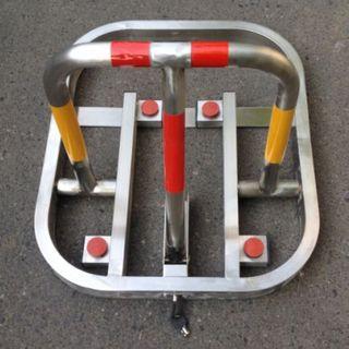 六六正品八角车位锁O型停车锁地锁抗碾压车位锁全国多省包邮