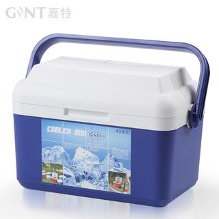 挺力冷热保温箱便携车载家用冷藏箱野餐冰箱钓鱼箱药品箱包邮22L