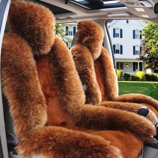 冬季汽车坐垫