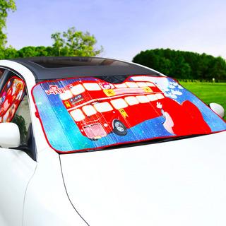 卡通阿狸汽车遮阳挡