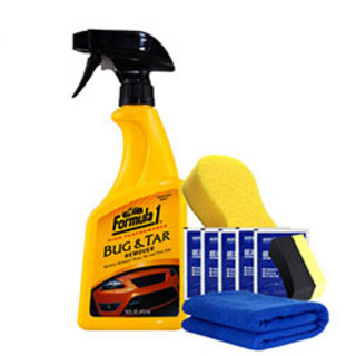 Formula1 Bug树胶虫胶清洁剂除胶剂
