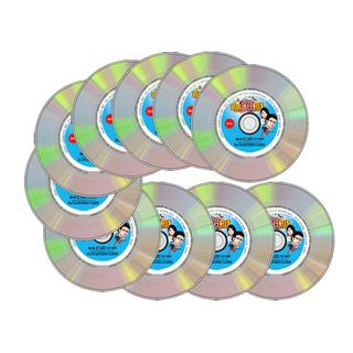 正版汽车载CD最新流行音乐歌曲
