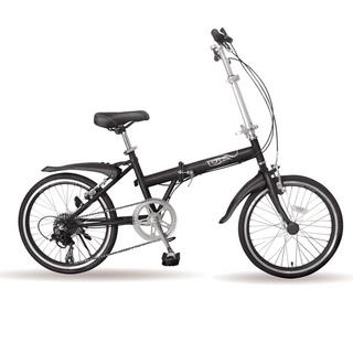 大众原厂16寸折叠便捷自行车