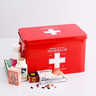多格特大号药品箱 家庭医药箱