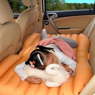 自驾游后座充气床垫 车载充气床
