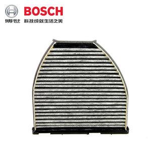 博世活性碳空调滤芯 适用于奔驰C级、E级、GLK级