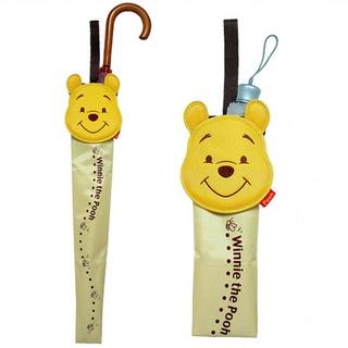 迪士尼维尼熊折叠雨伞袋