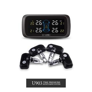 凯佑无线汽车轮胎气压监测系统