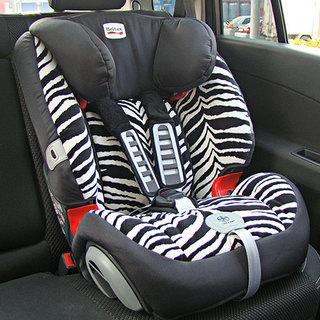 进口Britax百代适儿童安全座椅