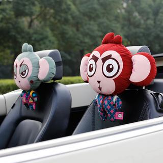 卡里努努可爱猴子护颈枕