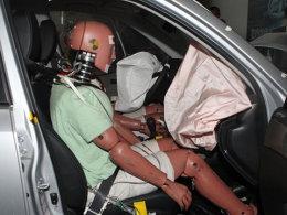 副驾驶安全气囊