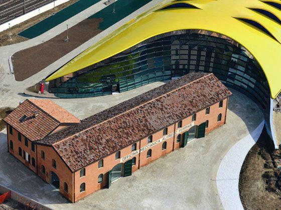法拉利之家博物馆