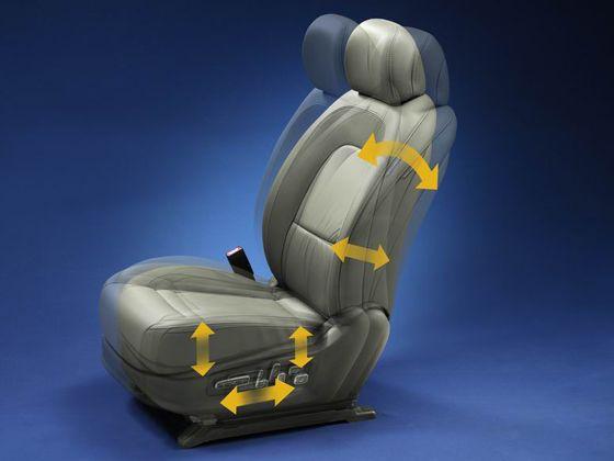 座椅高低调节