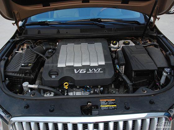V型发动机