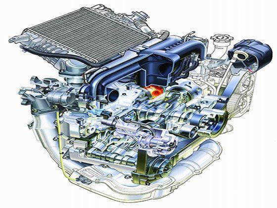 涡轮增压发动机